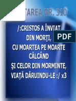 Hristos a Inviat - 310
