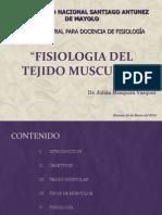 Tejido Muscular y Su Fisiologia