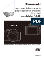 Manual Panasonic Camara