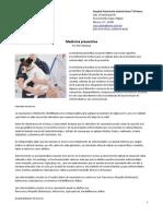 Medicina Preventiva en Perros