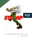 3573025 STOMP Unit Arts Ed Interrelated