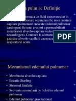 1.Edemul Pulmonar Acut Curs Stud