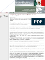 "Deroga Senado ""haber de retiro"" de magistrados del TEPJF 19-06-2014"