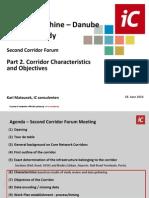 KM-2 Rhine-Danube_Corridor-characteristics_140618_short_V3.pptx