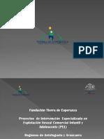 Presentación FinalTIERRADEESPERANZA