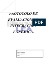 Pr Integracion Fonemica