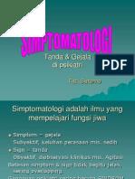 Simptomatologi