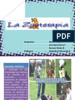 zooterapia ppt