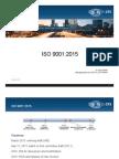 Presentation ISO 9001 2015