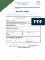 Registro de Ofertas - ASP Force - Programadores