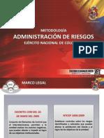 PRESENTACION ADMINISTRACIÓN DE RIESGOS 2014.pptx