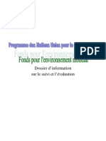 M&E Information Kit French