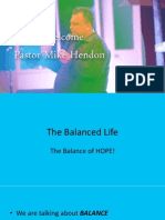 The Balanced Life.4