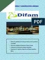 Carta de Presentación Difam
