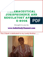 E Book for Pharmaceutical Jurisp