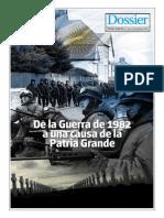 De la Guerra de 1982 a una causa de la Patria Grande