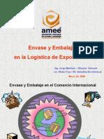 Envase y embalaje en la logística de Exportación