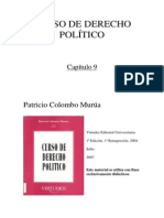 Curso de Derecho Politico - Capitulo 09