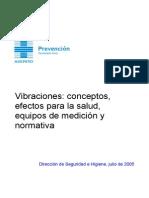 HAF0507031 Curso de Vibraciones