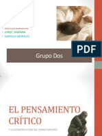 pensamiento critico-grupo 2