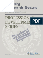 Pdh Mass Concrete Structures