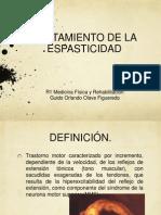 Exposicion Tto Espasticidad 2014