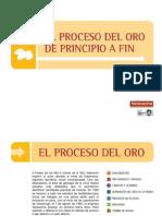 Proceso de Producción Del Oro Yanacocha