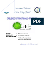 Cableado Estructurado Informe (2