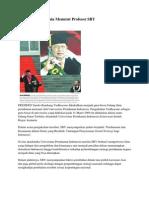 Artikel Pilihan Media Indonesia 13 Juni 2014