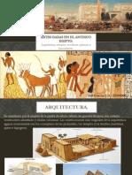 Artes Dadas en El Antiguo Egipto
