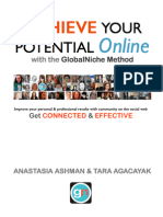 ACHIEVE YOUR POTENTIAL ONLINE with the GlobalNiche Method