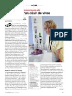 Accoucher d'Un Désir de Vivre - Gazette santé-social - Juin 2014 - Par Emilie Lay