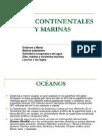 Aguas Continentales y Marinas