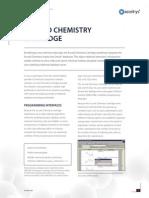Accord Chemistry Cartridge