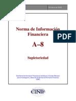 NIF A-8
