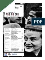 123910 Le Journal de La Triennale 2 4headsandanear Emilierenard