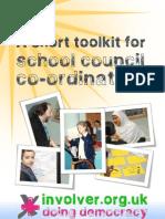 A Short Toolkit for School Council Co-Ordinators