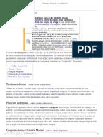 Conjuração – Wikipédia, A Enciclopédia Livre