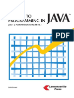 Guia Para Programar en Java
