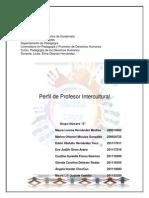 Perfil Del Profesor Intercultural Final.carol