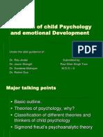 Psychological Development and Behaviour Management