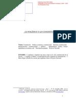 Lo Político y Lo Constitucional.pdf Confeccionado