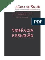 Violência e Religião. Protestantismo Em Revista, Vol. 3, Jan-Abr 2004