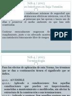 Unidad II - 1 Normativa 4-2003