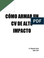 Estrategias para armar un CV.pdf