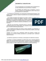 Informática y Arquitectura