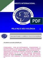 Cultura de Paz - Cuiabá - Mt