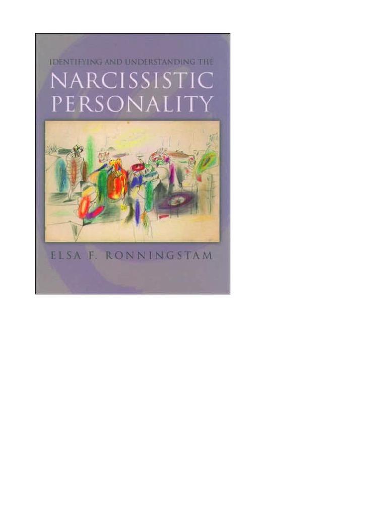 Nina Asanova: The Phenomenon of Narcissism 7