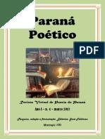 Paraná Poético n 4 Mar 2013