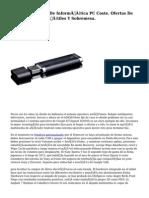 Franquicia De Informática PC Coste. Ofertas De Ordenadores Portátiles Y Sobremesa.